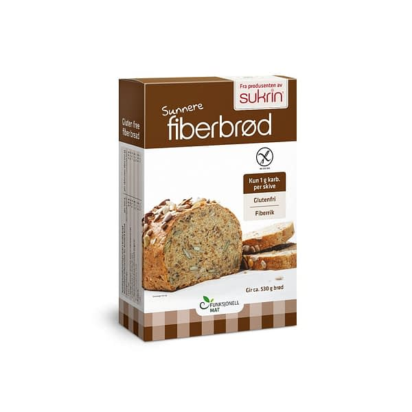 Fiber Bread Mix