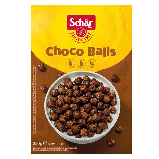 choco balls schar