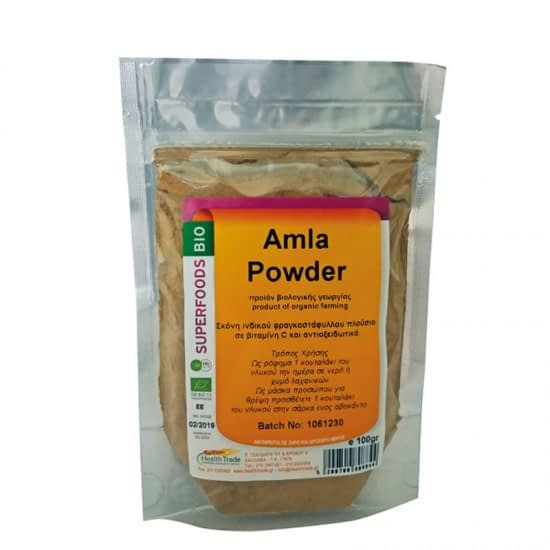 Amla Powder Organic 100gr