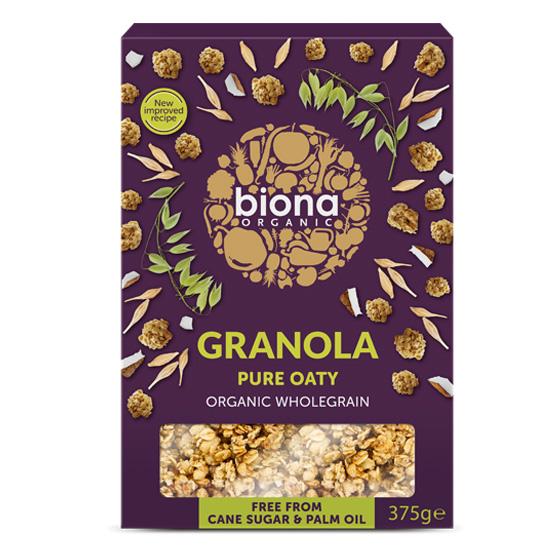 biona pure oaty